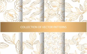 Golden Patterns Collection