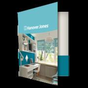 Printed Design Folders